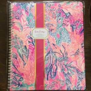 New! Lilly Pulitzer Notebook